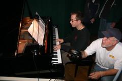 Getting Ready (Regis Band) Tags: session geoffrey regis keezer