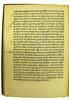 Annotations in Grünpeck, Josephus: De pestilentiali scorra, sive Mala de Franzos