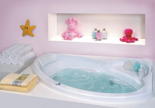 banheira de hidromassagem infantil
