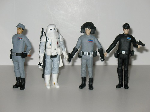 Star Wars Imperial Forces Custom Action Figures