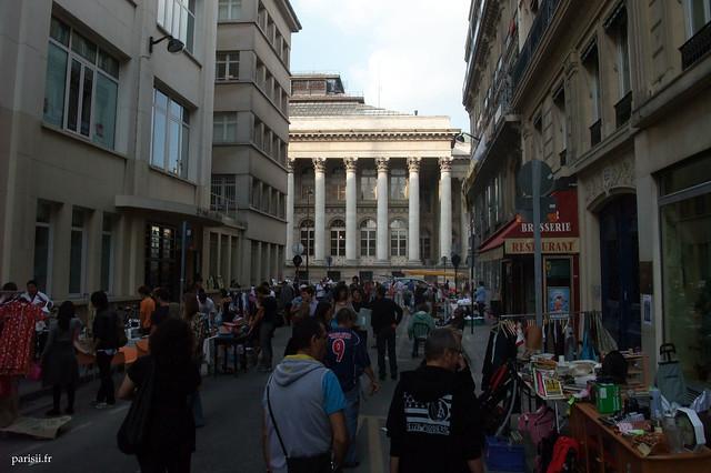 Palais Brongniart, ancien siège de la Bourse
