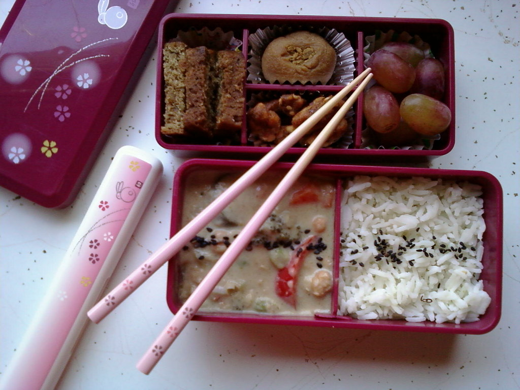Bento #156: Thai Curry