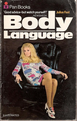 Body Language - Pan book cover
