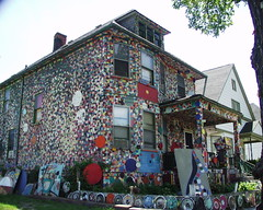 Polka Dot House, Heidelberg Project, Detroit
