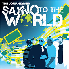 The Journeymen Say No to the World CD101_out CD Front 6