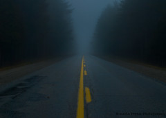 Between me and my destination... a wall of cloud (KPEP) Tags: road morning mist fog photoshop country atmosphere olympus elements ethereal morningfog roadlines atmosphericconditions e520 radiantfog wwwkpepphotographycom httpwwwkpepphotographycomkpepblog