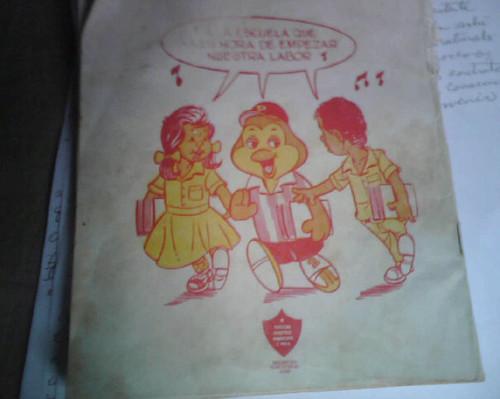 Cuaderno Petete