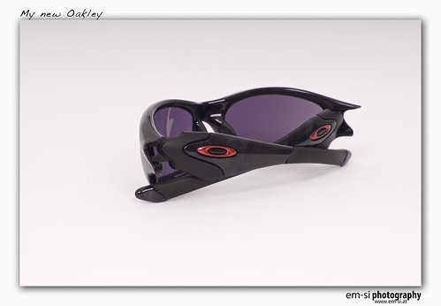 My new Oakley