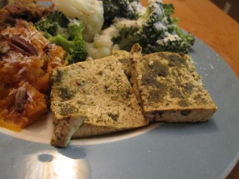 Thanksgiving Tofu