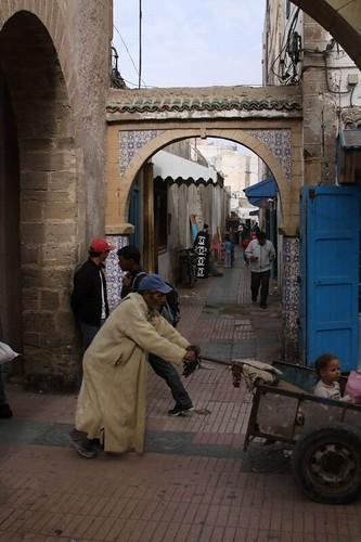 Essaouira medina...