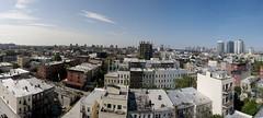 Williamsburg Brooklyn (adam wiseman) Tags: street city travel summer urban usa newyork brooklyn unitedstates panoramic williamsburg