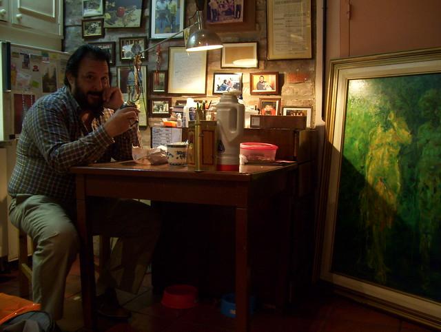 Jorge Rajadell Artista Argentino