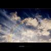 Colourful Cotton Buds. ([ Kane ]) Tags: sky weather clouds photoshop rainbow brisbane qld queensland kane simple gledhill kanegledhill wwwhumanhabitscomau kanegledhillphotography