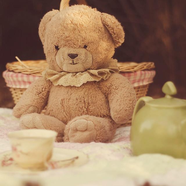 autumn tea party II