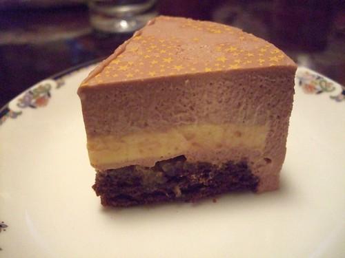 ムスメの誕生日お祝いケーキ