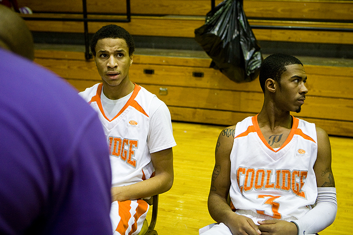 Coolidge High School Basketball