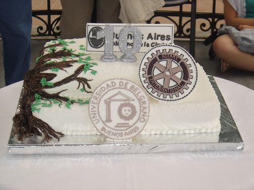 Planatacion 2009- torta