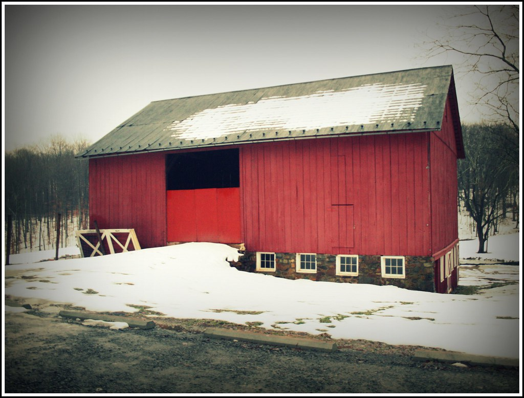 Red Barn, Leesburg, VA