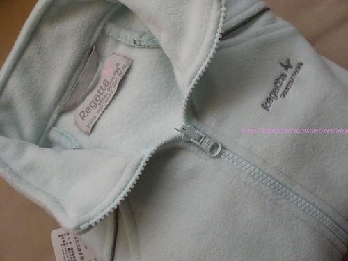 katharine娃娃 拍攝的 15Regatta保暖衣。