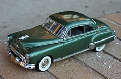 Model: 1949 Oldsmobile 88 2-Door Coupe (3 of 10) (myoldpostcards) Tags: auto cars scale car model classiccar vintagecar automobile gm antiquecar models hobby collection 124 autos oldcar 88 coupe collectibles 1949 oldsmobile modelcars modelcar generalmotors 2door eightyeight motorvehicle rocket88 danburymint collectiblecar myoldpostcards vonliski