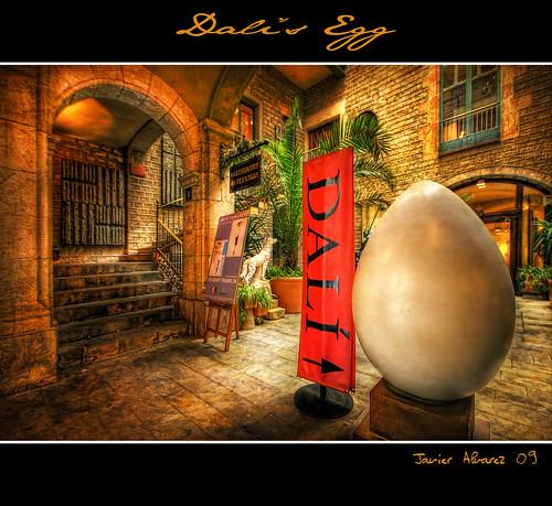 Dali's Egg