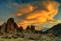 Dusk, Alabama Hills (DM Weber) Tags: california sunset alabamahills psa148 dmweber
