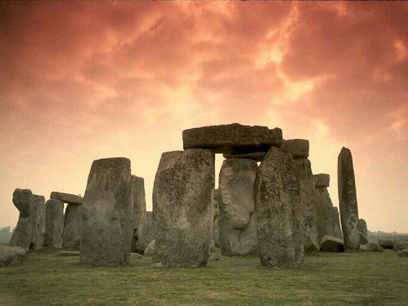 Artetropia  Stonehenge   muito mais do que s   pedras