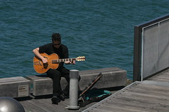 Quiet strum (chris.bryant) Tags: sea newzealand people music sun sol water beautiful musicians mar agua sitting afternoon waterfront guitar relaxing buskers sit wellington northisland serene relaxation seated busking tranquillo tardes otw peoplesitting wellingtoncity wellingtonwaterfront lamusica mywinners flickraward aplusphotos platinumheartaward theperfectphotographer spiritofphotography qualitypixels artofimages expressyourselfaward