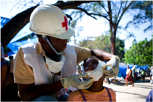 IFRC in Haiti