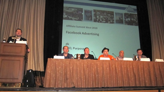 Facebook Advertising Session
