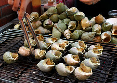 Jiufen street food