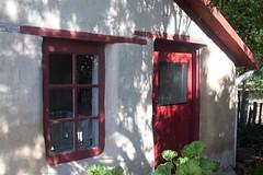 Cob-house restaurée