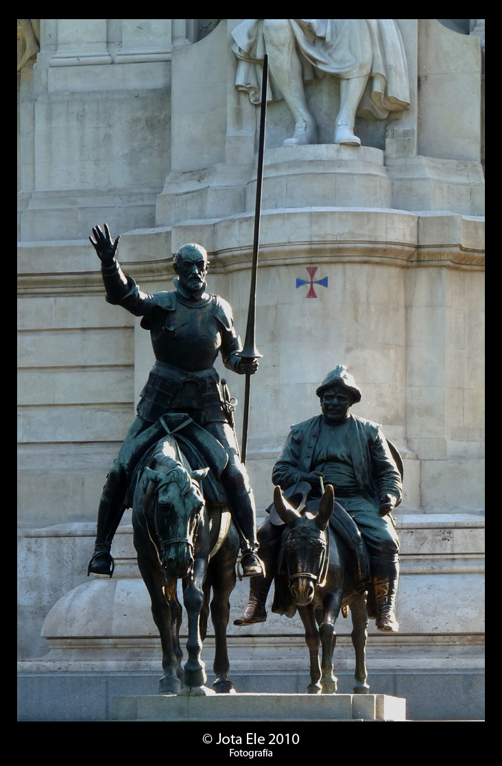 Monumento a Cervantes II
