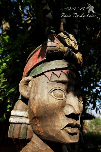 宜蘭羅東林業文化園區|自然教育中心|森活館