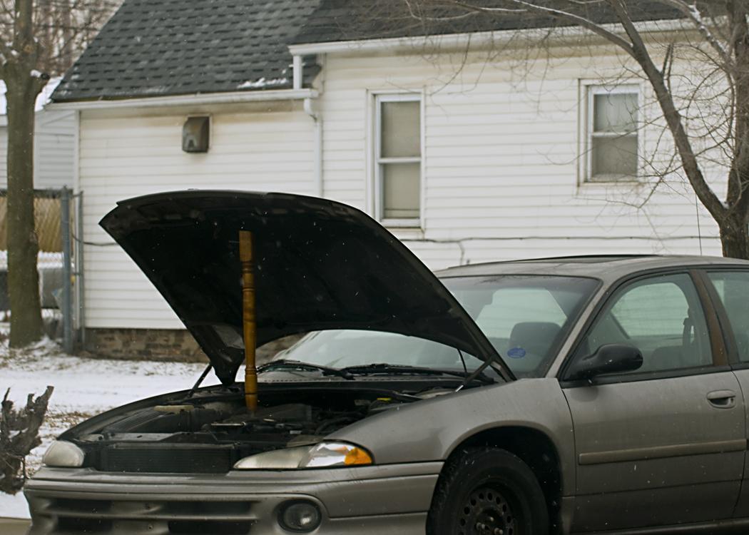 Ghetto hood prop