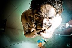 34/365 (WSTUDIO Łukasz Waliczek) Tags: lighting portrait photographer sony alfa 700 autoportret łukasz strobist prysznic sony1870 adobephotoshoplightroom waliczek srobist sonyalfa700 obq removedfromstrobistpool incompletestrobistinfo seerule2