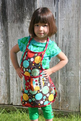 Matea's apron
