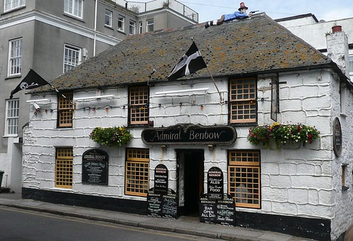 The Admiral Benbow,Penzance,Cornwall