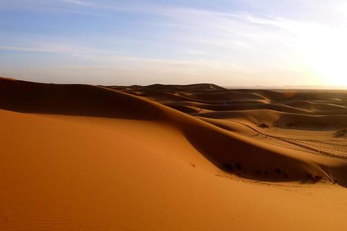 Erg Chebbi Dunes, Merzouga Desert Morocco