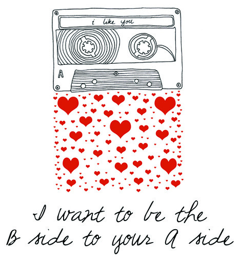 Kind Over Matter Mixtape #3 - Valentine's Edition - plus a Freebie Printable CD Sleeve!
