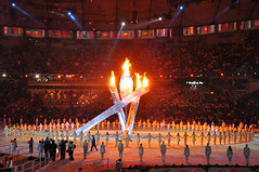 Vancouver 2010 Opening Ceremony (nucksfan604) Tags: winter vancouver olympics openingceremony 2010 seenonflickr