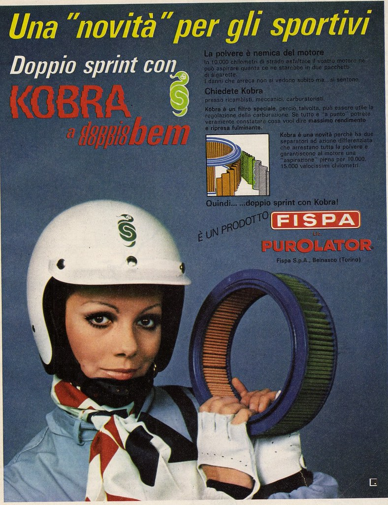 "Purolator ""Kobra"" Air Filters"