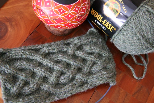 celtic cables begin
