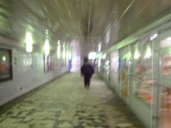 Moscow: Underpass N.02-1