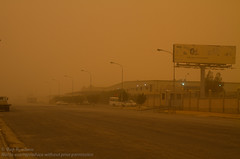 Ever experienced Orange day?!! (Sai Achanta) Tags: sandstorm 7d riyadh ksa 1755mm
