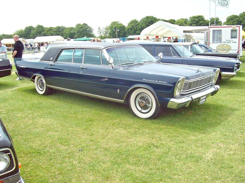 79 Ford Galaxie 500 Presidential (1965)