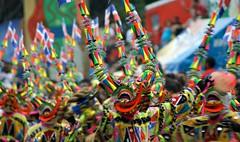 Lechones (Carnaval) (Ploncito) Tags: santiago dominican republic disfraz dominicana carnaval nio repblica lechon caballeros santiagodeloscaballeros robalagallina vejiga