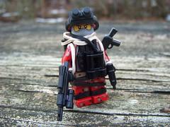 Russian Spetsnaz Update (The Chef!) Tags: lego weapon russian modifications moderncombat spetsnaz brickarms modernwarfare brickforge