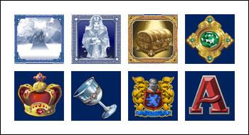 free Avalon slot game symbols