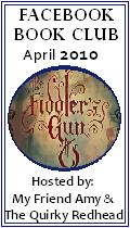 Fiddlers Gun book club logo April